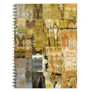 Sycamore Alley Abstract Note Book
