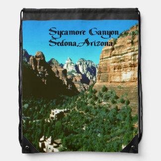 Sycamore Canyon Cinch Bag