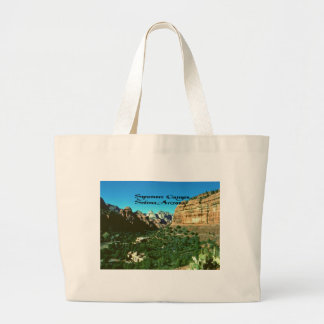 Sycamore Canyon Jumbo Tote Bag
