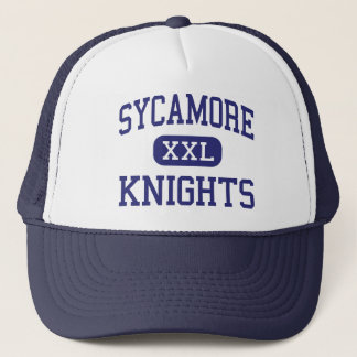 Sycamore Knights Middle Pleasant View Trucker Hat