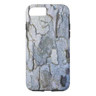 Sycamore Tree Bark Pattern iPhone 7 Case