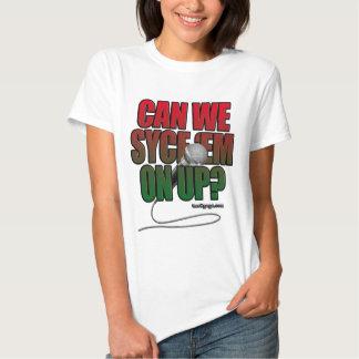 Syce Em On Up (Light) T-shirt
