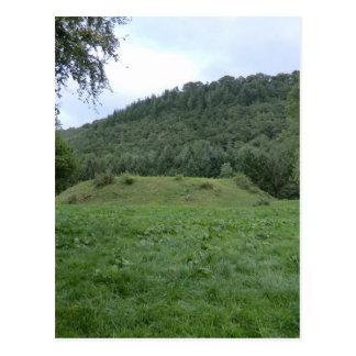 Sycharth - el hogar de Owain Glyndŵr Postal
