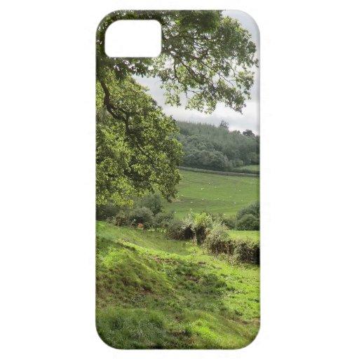 Sycharth en Powys, País de Gales, durante iPhone 5 Fundas