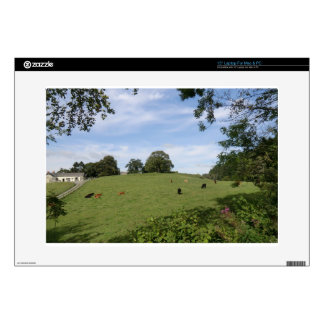 """Sycharth - Motte and Bailey Home of Owain Glyndŵr Decal For 15"""" Laptop"""