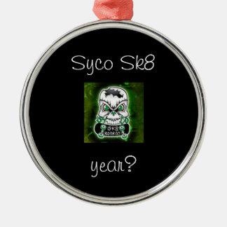 syco sk8 ornament