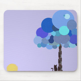 Syd and Blueberry Mousepad