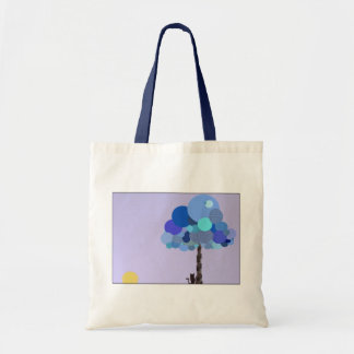 Syd and Blueberry Tote (customizable) Bag