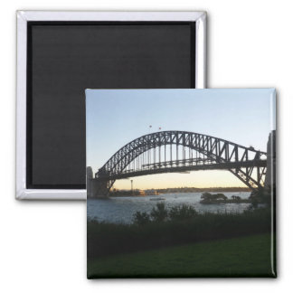 syd bridge 2 inch square magnet