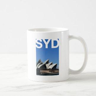 SYD COFFEE MUG