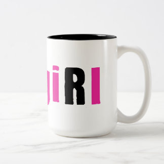 SYDgiRl Pink Mugs