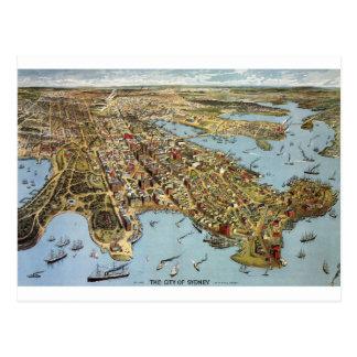 sydney1888 postcard