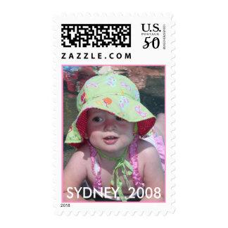 SYDNEY  2008 POSTAGE