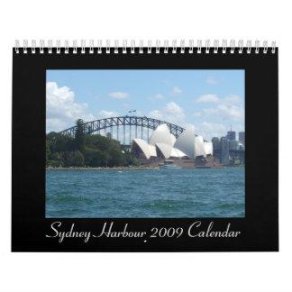 sydney 2009 calendar