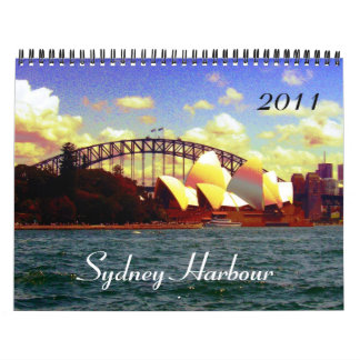 sydney 2011 calendar