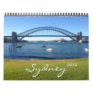 Sydney 2014 calendario