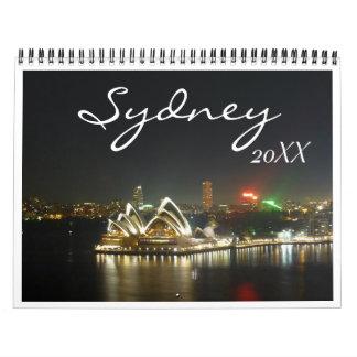 sydney 2018 calendar
