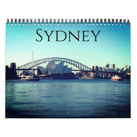 sydney 2021 calendar
