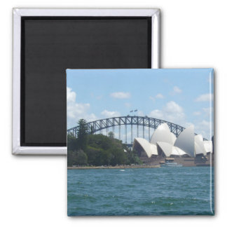 sydney 2 inch square magnet