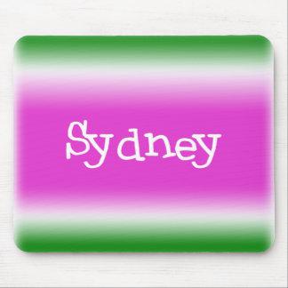 Sydney Alfombrillas De Raton