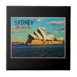 Sydney Australia Azulejo Cuadrado Pequeño