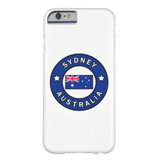 Sydney Australia Barely There iPhone 6 Case