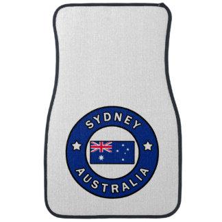 Sydney Australia Car Mat