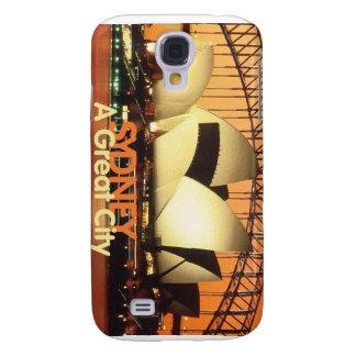 SYDNEY Australia Galaxy S4 Cover