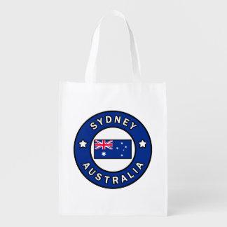 Sydney Australia Grocery Bag