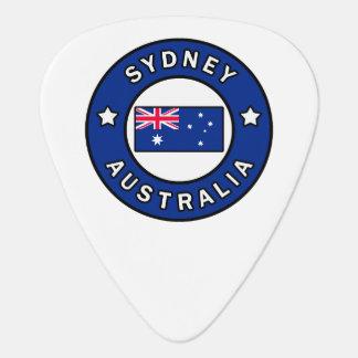 Sydney Australia Guitar Pick