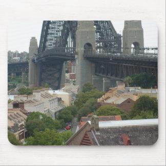 Sydney, Australia. Harbour Bridge. Mouse Pad