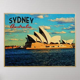 Sydney Australia Impresiones