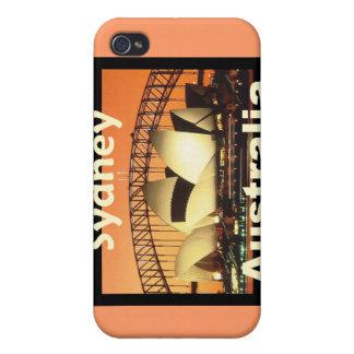 SYDNEY Australia iPhone 4 Covers