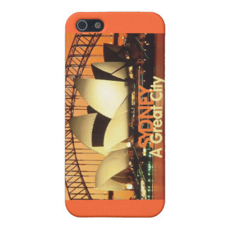 SYDNEY Australia iPhone SE/5/5s Cover