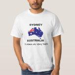 SYDNEY Australia It's where my story begins Tee Shirt
