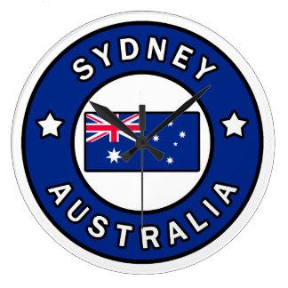 Sydney Australia Large Clock
