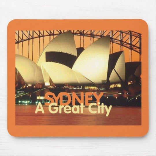 SYDNEY Australia Mouse Pad