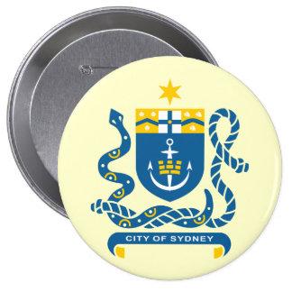 sydney, Australia Pinback Button