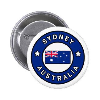 Sydney Australia Pinback Button