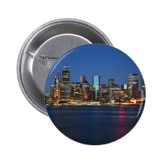 Sydney, Australia Pinback Buttons
