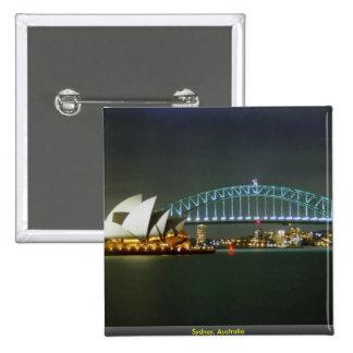 Sydney, Australia Pins