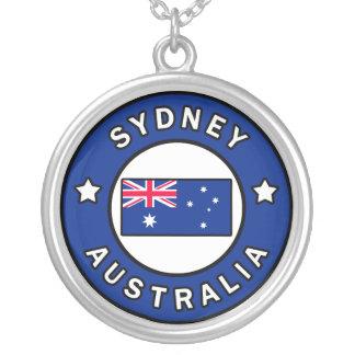 Sydney Australia Silver Plated Necklace