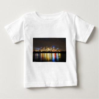 Sydney Australia Skyline Baby T-Shirt