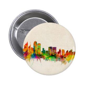 Sydney Australia Skyline Cityscape Button