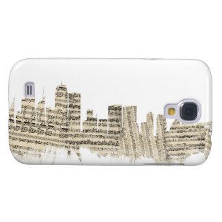 Sydney Australia Skyline Sheet Music Cityscape Galaxy S4 Cover