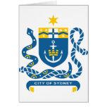 Sydney, Australia Tarjeta