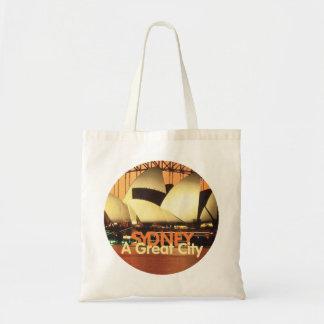 SYDNEY Australia Tote Bag