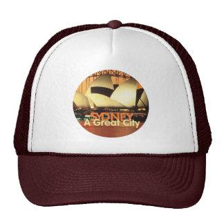 SYDNEY Australia Trucker Hat