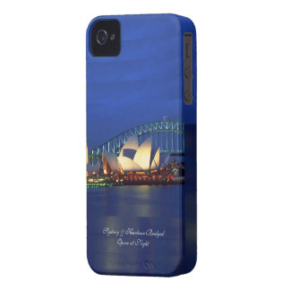 Sydney, Blackberry iPhone 4 Case-Mate Protector