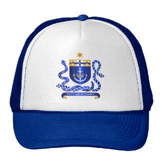 Sydney coat of arms hat